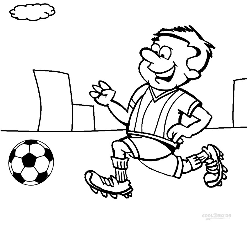 football images to colour printable football player coloring pages for kids cool2bkids images football colour to