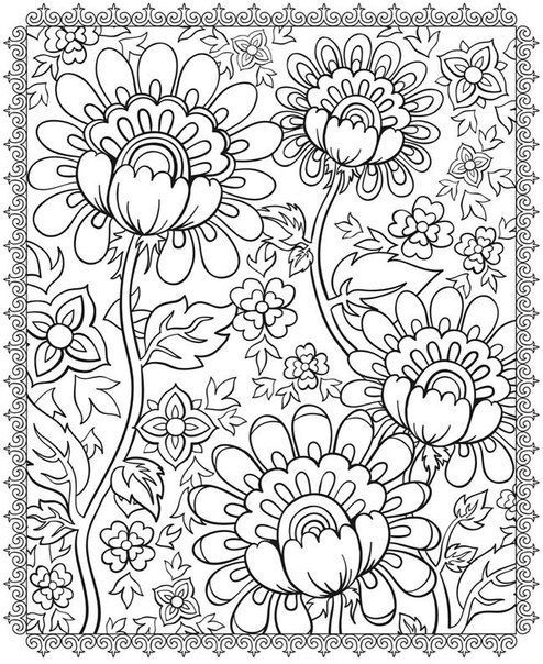 for coloring pictures flower coloring pages for adults best coloring pages for for pictures coloring