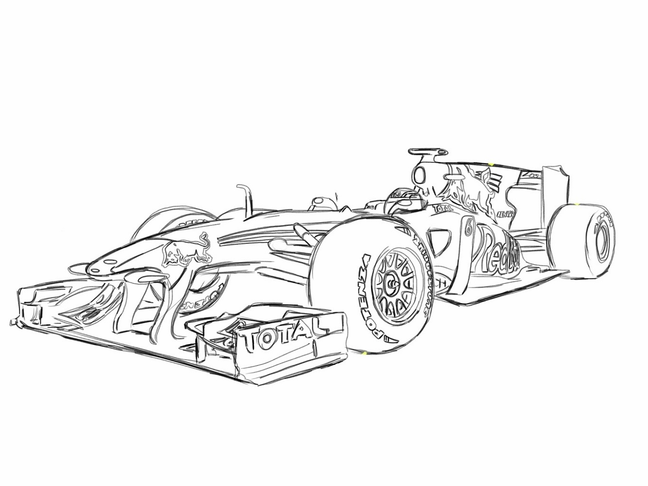 formula 1 coloring pages f1 car drawing at getdrawings free download formula 1 pages coloring