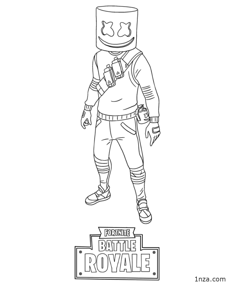 fortnite season 4 coloring pages coloring fortnite season 4 worksheetpedia coloring 4 fortnite pages season