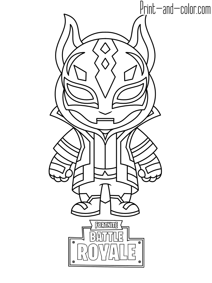 fortnite season 4 coloring pages summer drift fortnite fortnitebattleroyale fortnite season 4 pages coloring