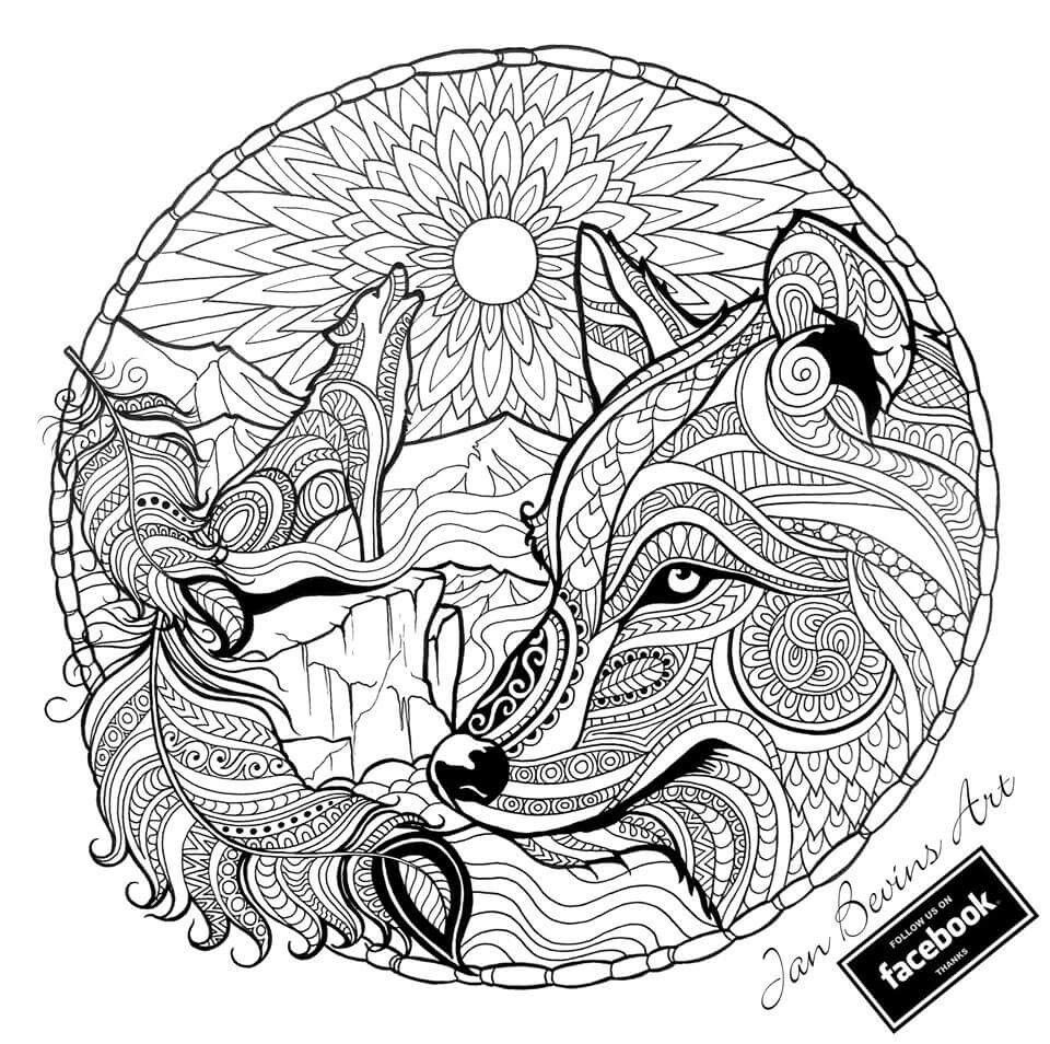 foxes coloring pages fox and wolf coloring pages at getcoloringscom free pages coloring foxes