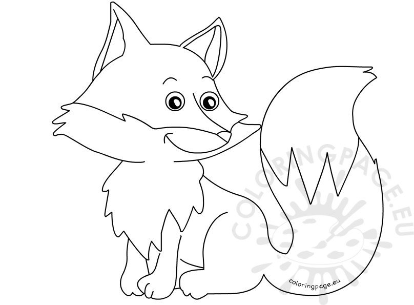 foxes coloring pages fox animal cartoon download drawing coloring page pages coloring foxes