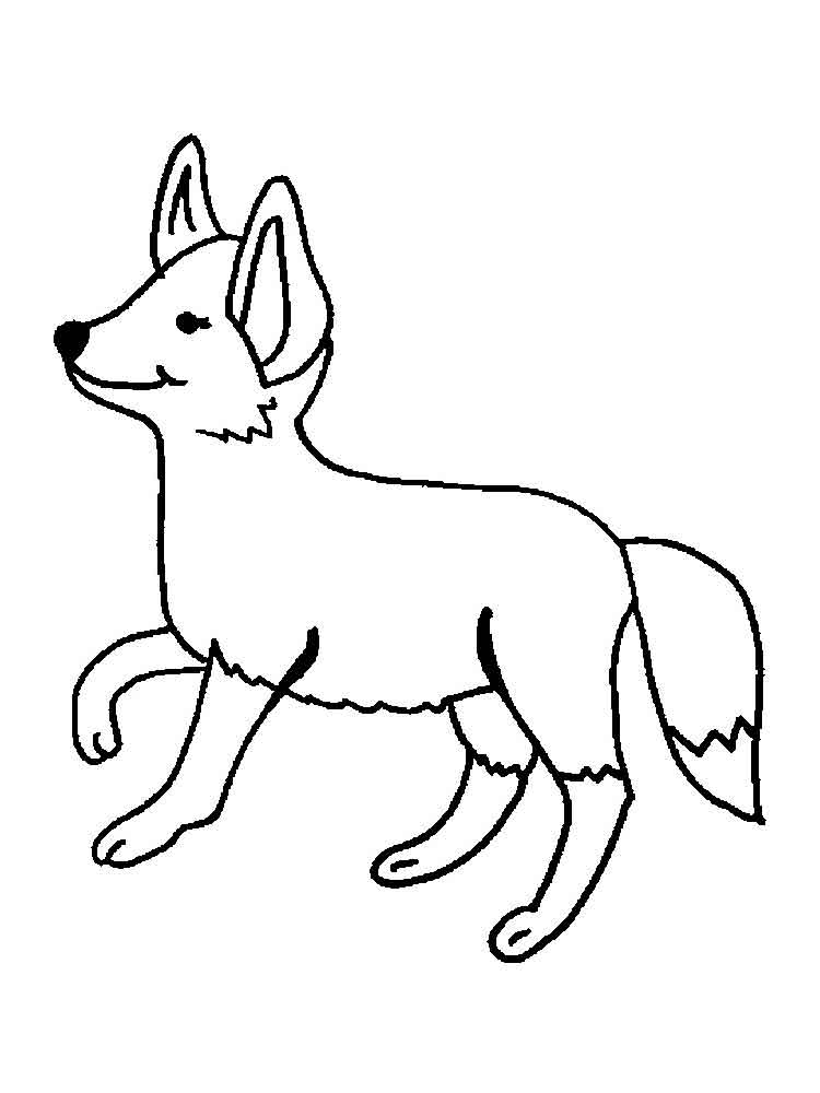 foxes coloring pages fox coloring pages download and print fox coloring pages coloring foxes pages