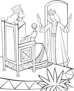 free bible coloring pages queen esther queen esther coloring pages to print esther queen bible pages free coloring