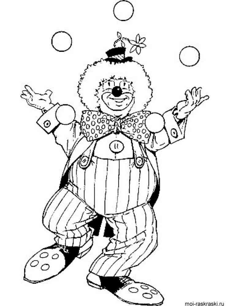 free clown coloring pages free printable clown coloring pages for kids clown free pages coloring