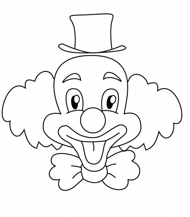 free clown coloring pages free printable clown coloring pages for kids pages free coloring clown
