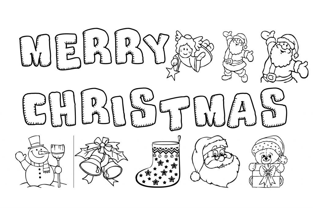 free coloring pages com christmas christmas tree coloring pages for kidsfree printable christmas free pages coloring com