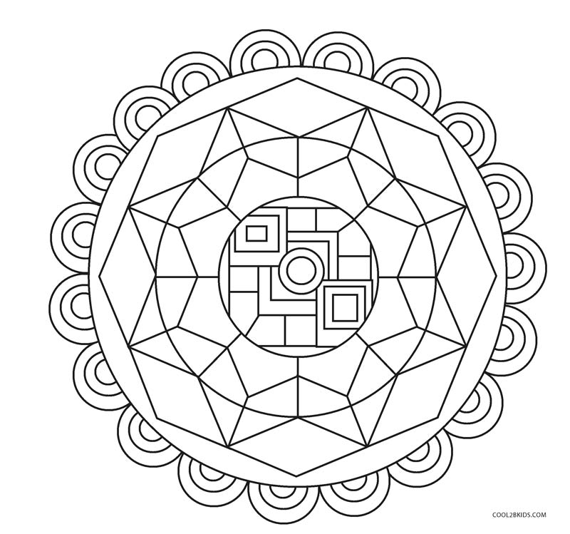 free coloring pages with designs 45 free adult coloring pages mandala abstract to reduce coloring designs pages free with