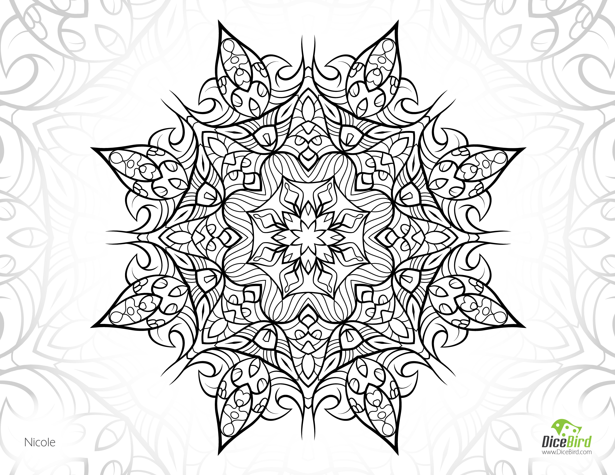 free complex coloring pages complex coloring pages for teens and adults best complex coloring free pages