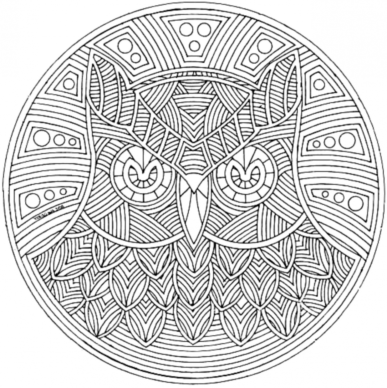 free complex coloring pages free complex coloring pages for adults and teens coloring pages free complex