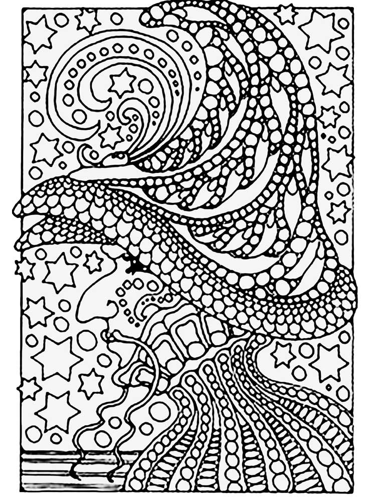free complex coloring pages free printable complex coloring pages coloring home coloring free complex pages