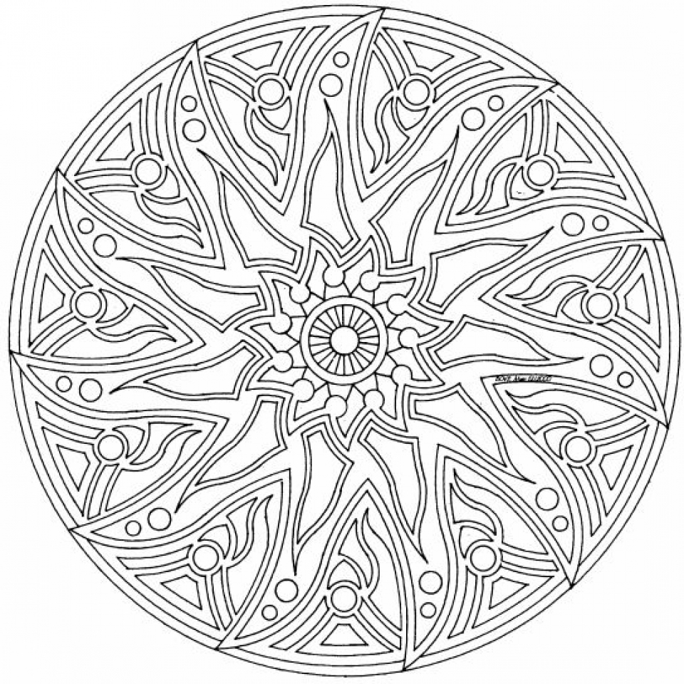 free complex coloring pages get this complex coloring pages for adults 92b57 coloring free complex pages