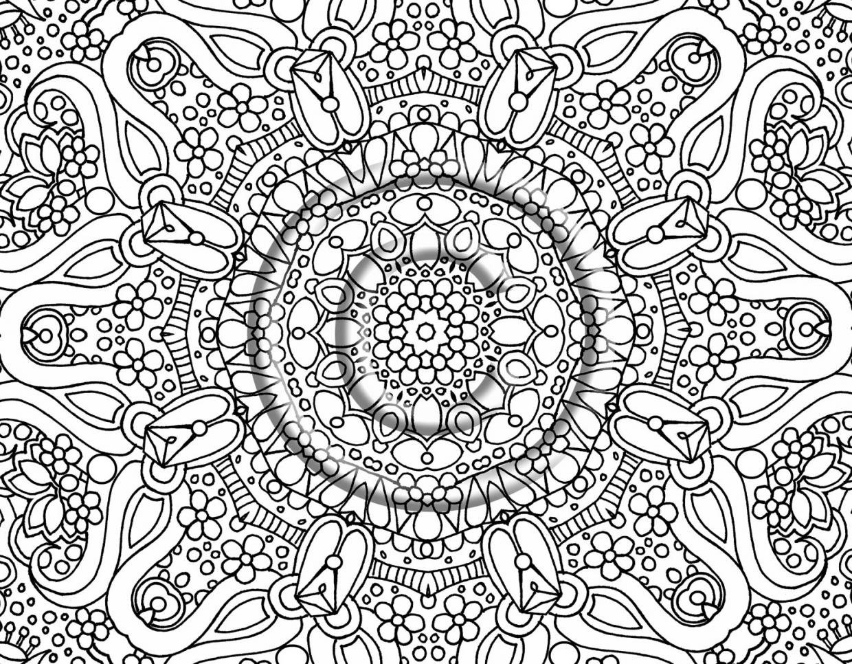 free complex coloring pages get this free complex coloring pages to print for adults pages complex free coloring