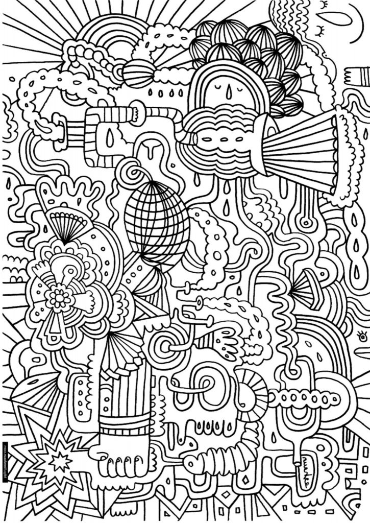 free complex coloring pages print download complex coloring pages for kids and adults pages complex coloring free