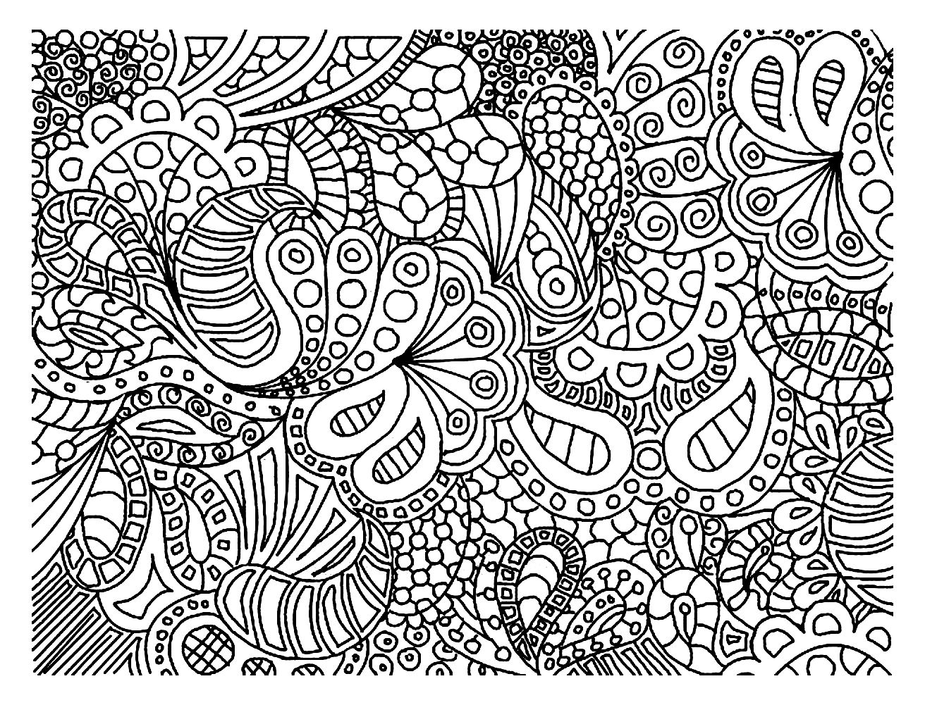 free doodle art to print and color doodle art to print for free doodle art kids coloring pages and art to doodle print free color