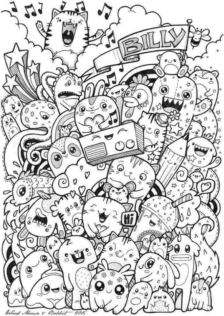 free doodle art to print and color free colouring pages lj knight color to free art doodle and print