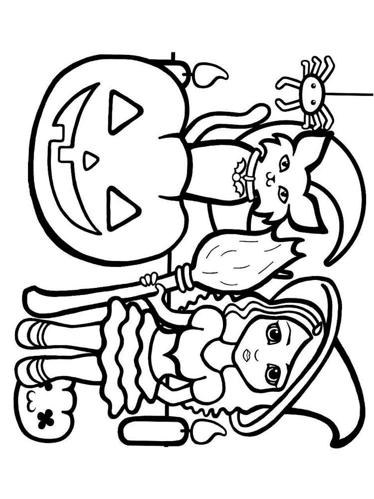 free halloween printable coloring pages halloween coloring pages free printable halloween halloween printable pages coloring free