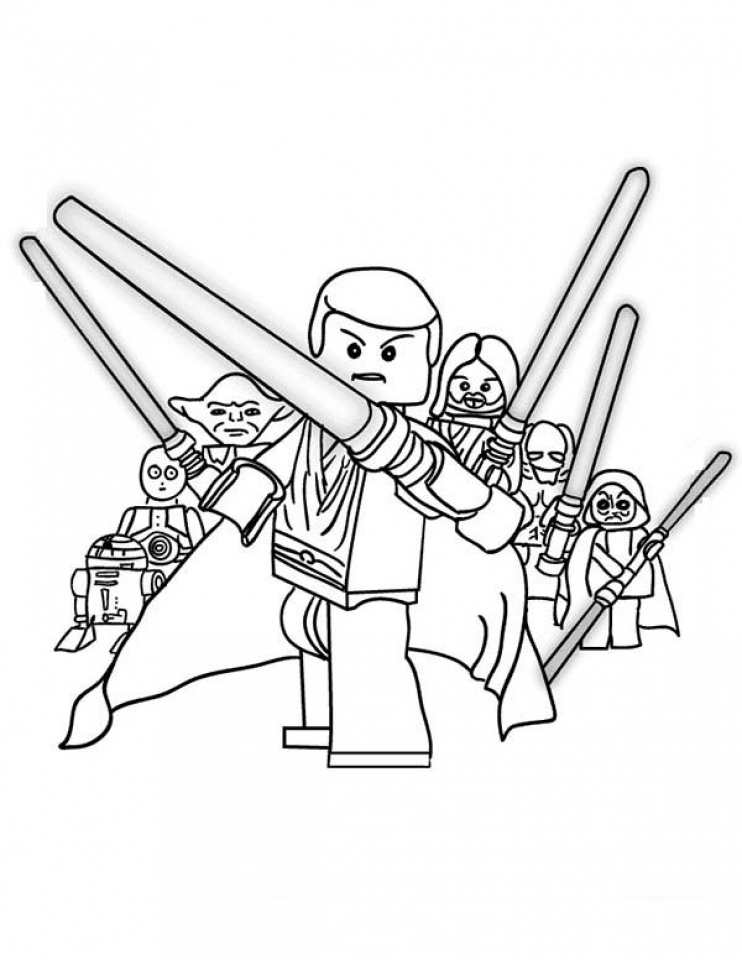 free lego star wars coloring pages lego battle droid coloring page from lego star wars pages star free wars lego coloring