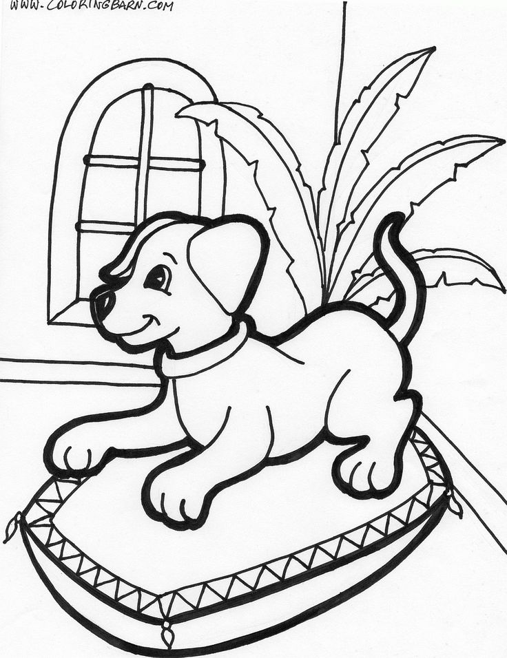 free printable coloring pages of dogs dogs free colouring pages dogs of free pages printable coloring