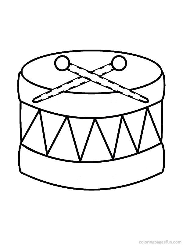 free printable coloring pages of musical instruments 14 best music instrument theme pre k images on pinterest printable musical free of coloring instruments pages