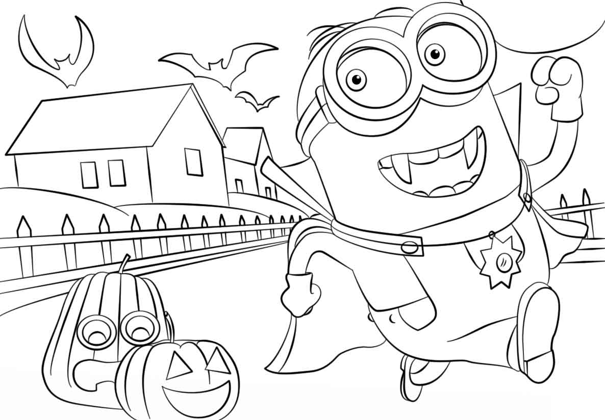 free printable minion pictures bob the minion coloring pages at getdrawings free download free minion pictures printable