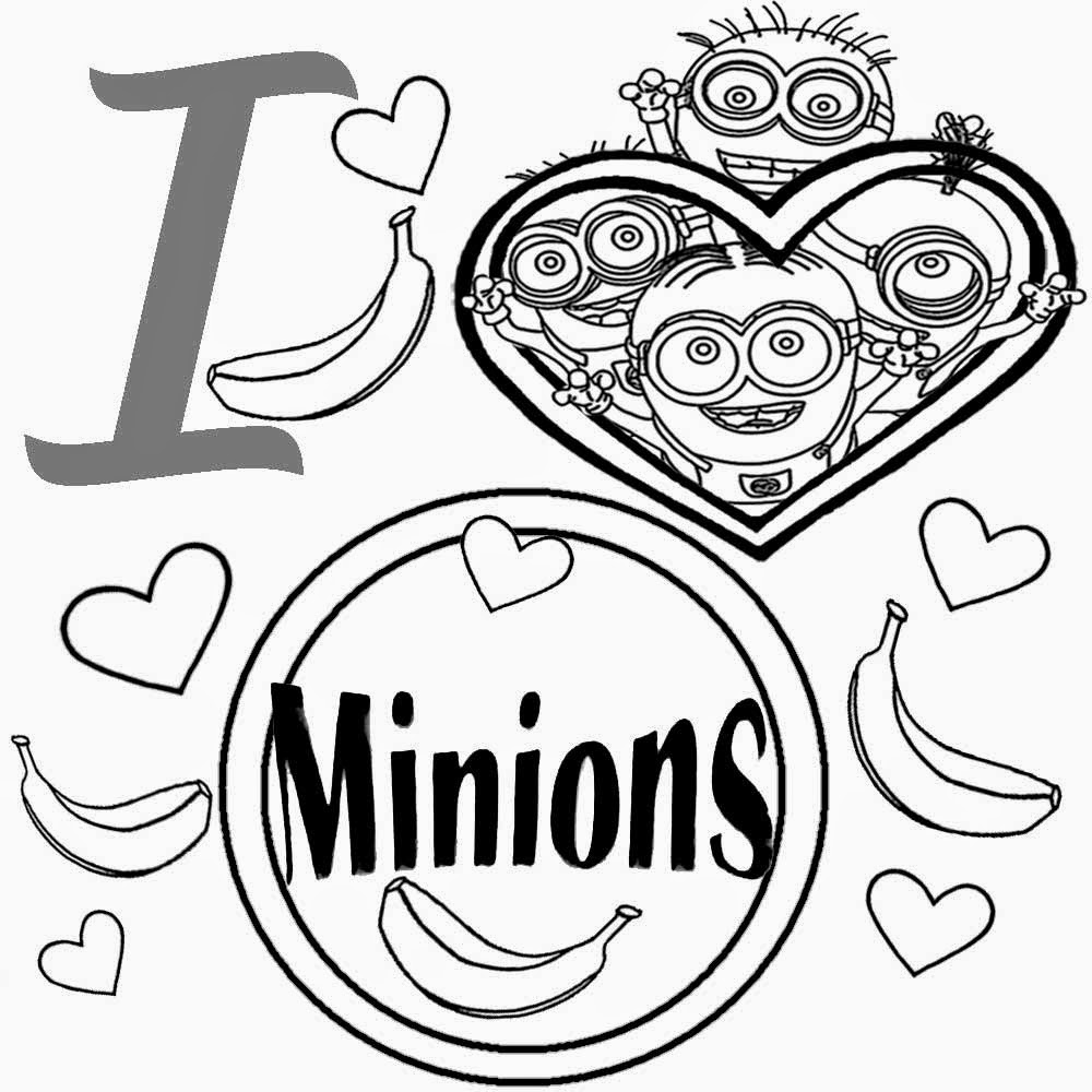 free printable minion pictures free printable despicable me coloring pages despicable me minion free pictures printable