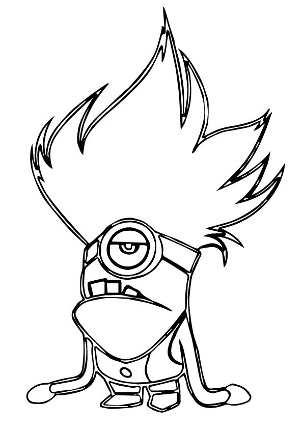 free printable minion pictures to print minion coloring pages from despicable me for free free pictures printable minion