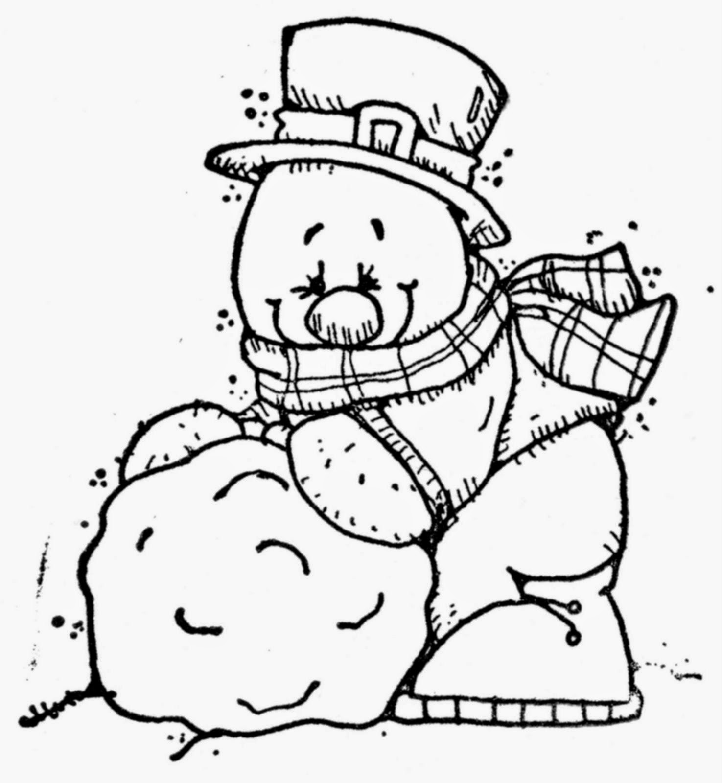 free printable snowman coloring pages cartoon snowman on a beach coloring page free printable coloring pages printable free snowman
