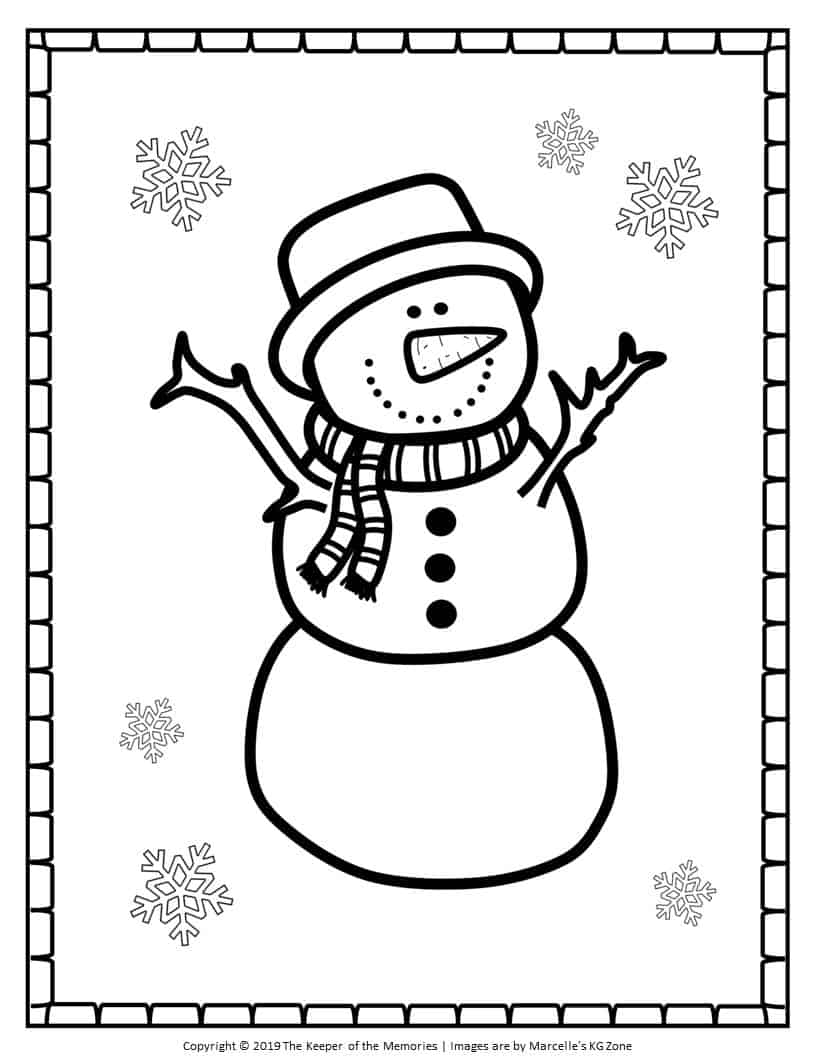 free printable snowman coloring pages snowman coloring page coloring printable free snowman pages