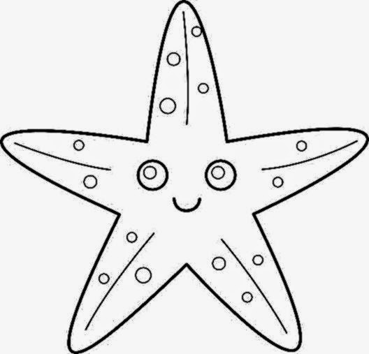 free printable starfish coloring pages printable starfish coloring pages for kids cool2bkids printable pages free starfish coloring