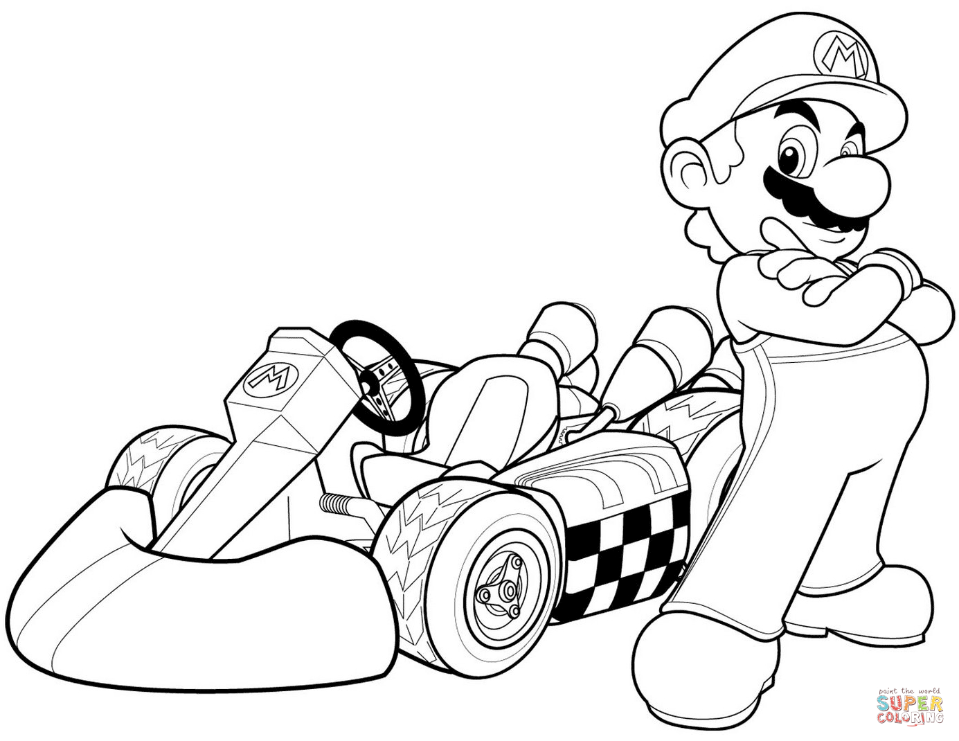 free printable super mario coloring pages free printable super mario pdf coloring page free pages coloring super printable mario