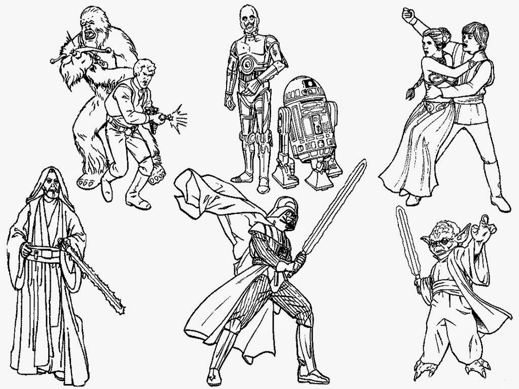 free star wars coloring pages coloring pages star wars free printable coloring pages star pages coloring wars free