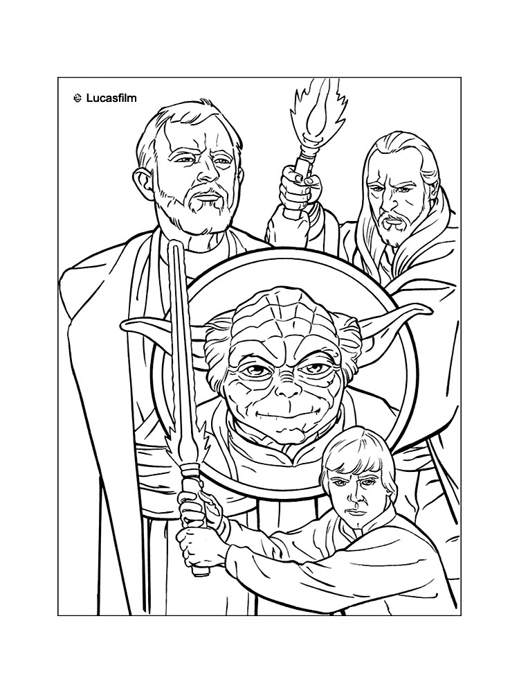 free star wars coloring pages superheros friends foes masks to print aliens star pages wars coloring free