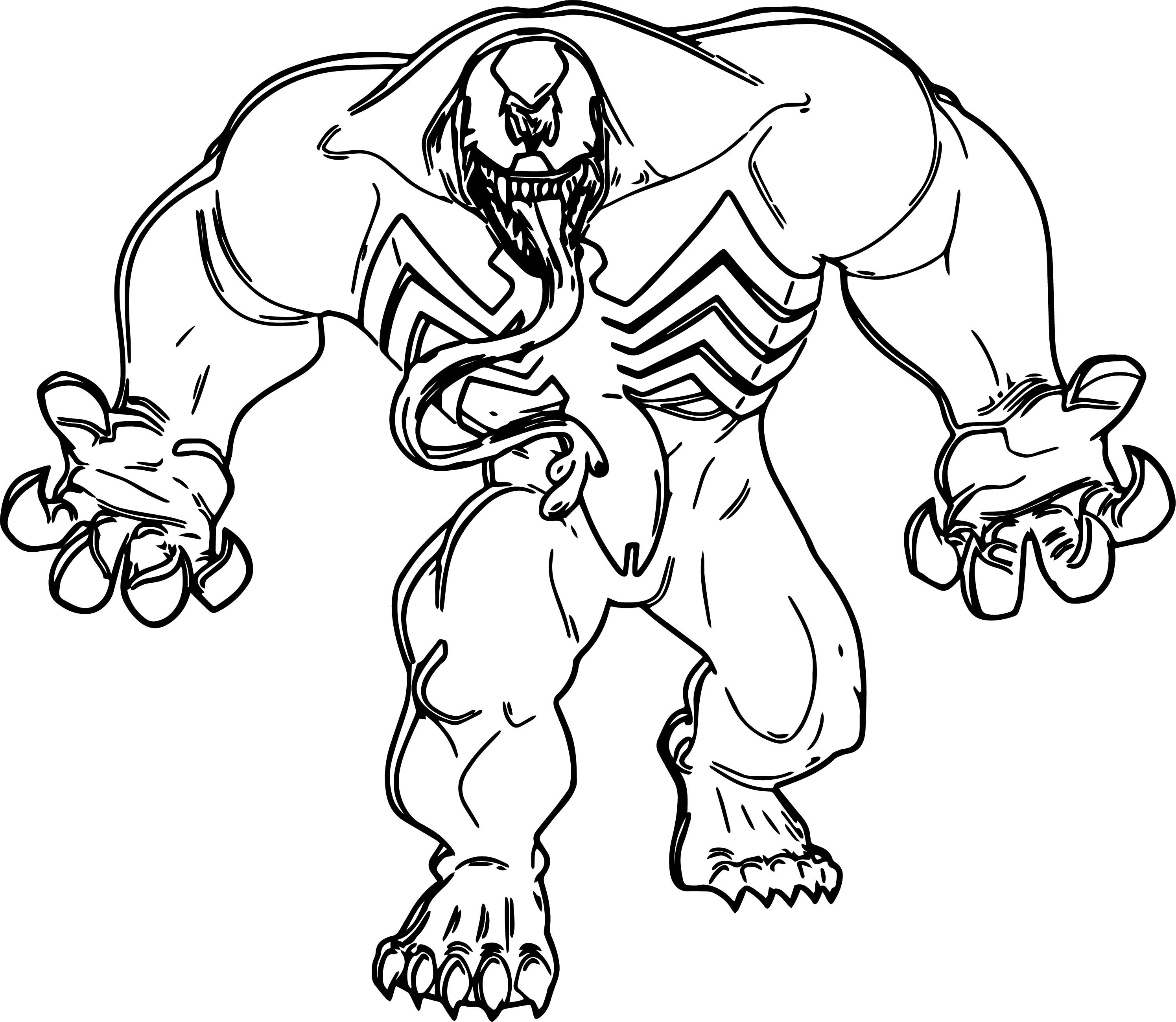 free venom coloring pages 24 venom coloring pages free printable coloring sheets venom coloring free pages