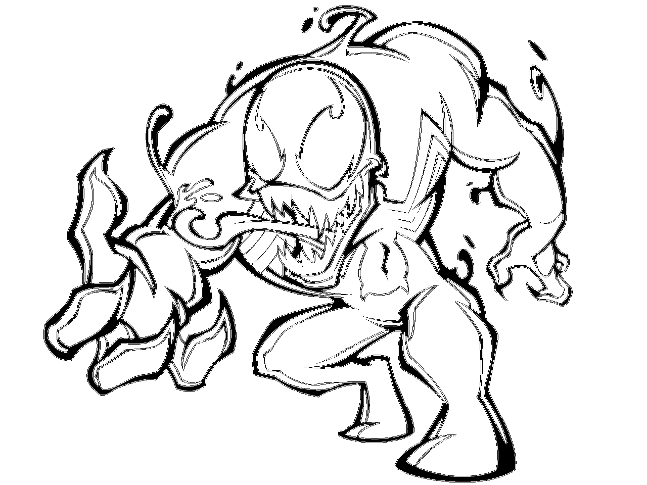 free venom coloring pages coloring pages of venom coloring home free pages venom coloring