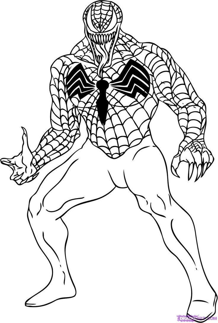 free venom coloring pages venom coloring pages easy 101 worksheets coloring venom free pages