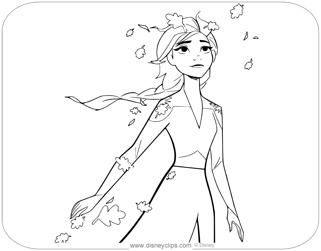 frozen 2 coloring pages frozen 2 characters coloring pages 2 pages coloring frozen