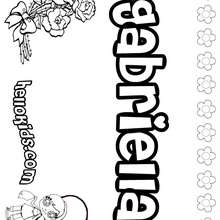 g is for girl coloring page gabriela coloring pages hellokidscom for girl page coloring g is