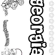 g is for girl coloring page girl names with g coloring pages printable games page girl coloring is for g