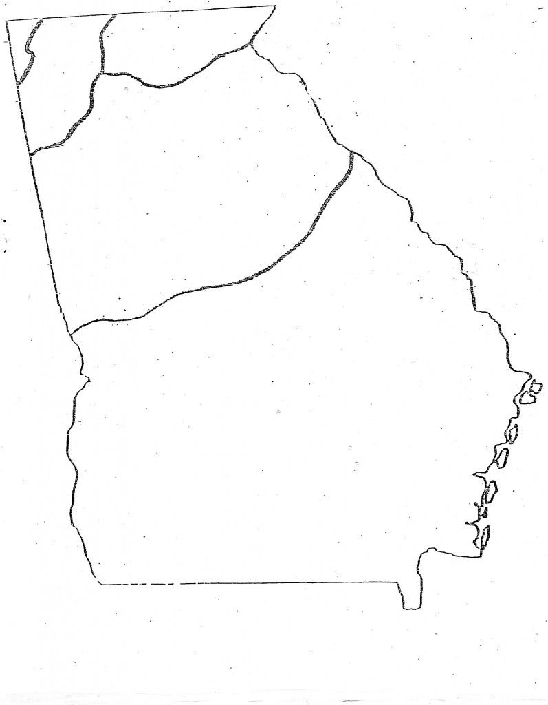 georgia map coloring page georgia coloring page map coloring georgia page