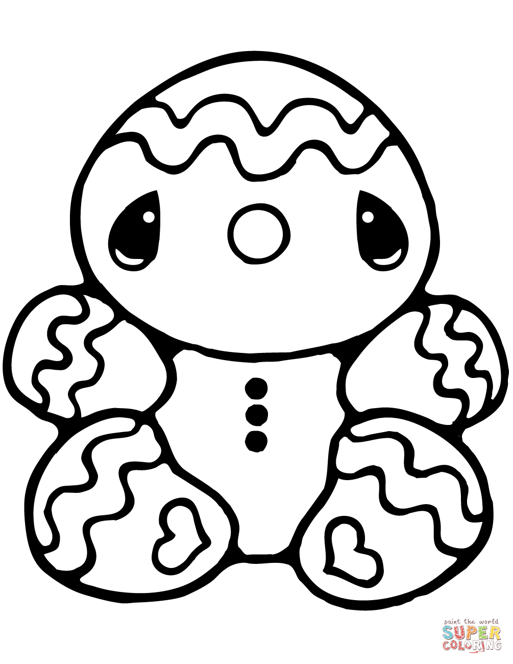 gingerbread man coloring pages printable free printable gingerbread man coloring pages for kids gingerbread man coloring pages printable