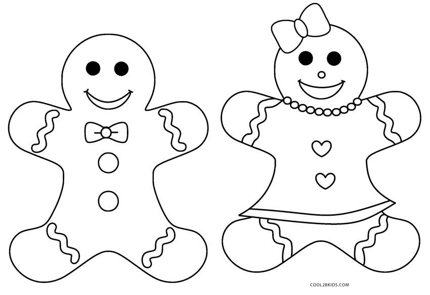 gingerbread man coloring pages printable free printable gingerbread man coloring pages for kids printable coloring man gingerbread pages