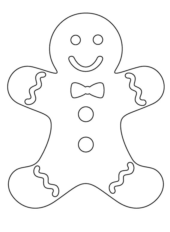 gingerbread man coloring pages printable printable gingerbread boy coloring pages christmas man pages coloring printable gingerbread