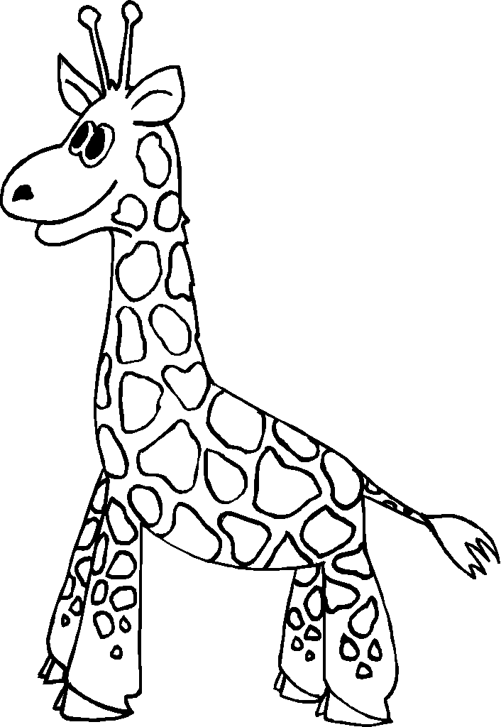 giraffes coloring pages giraffe coloring pages for kids coloring home giraffes pages coloring