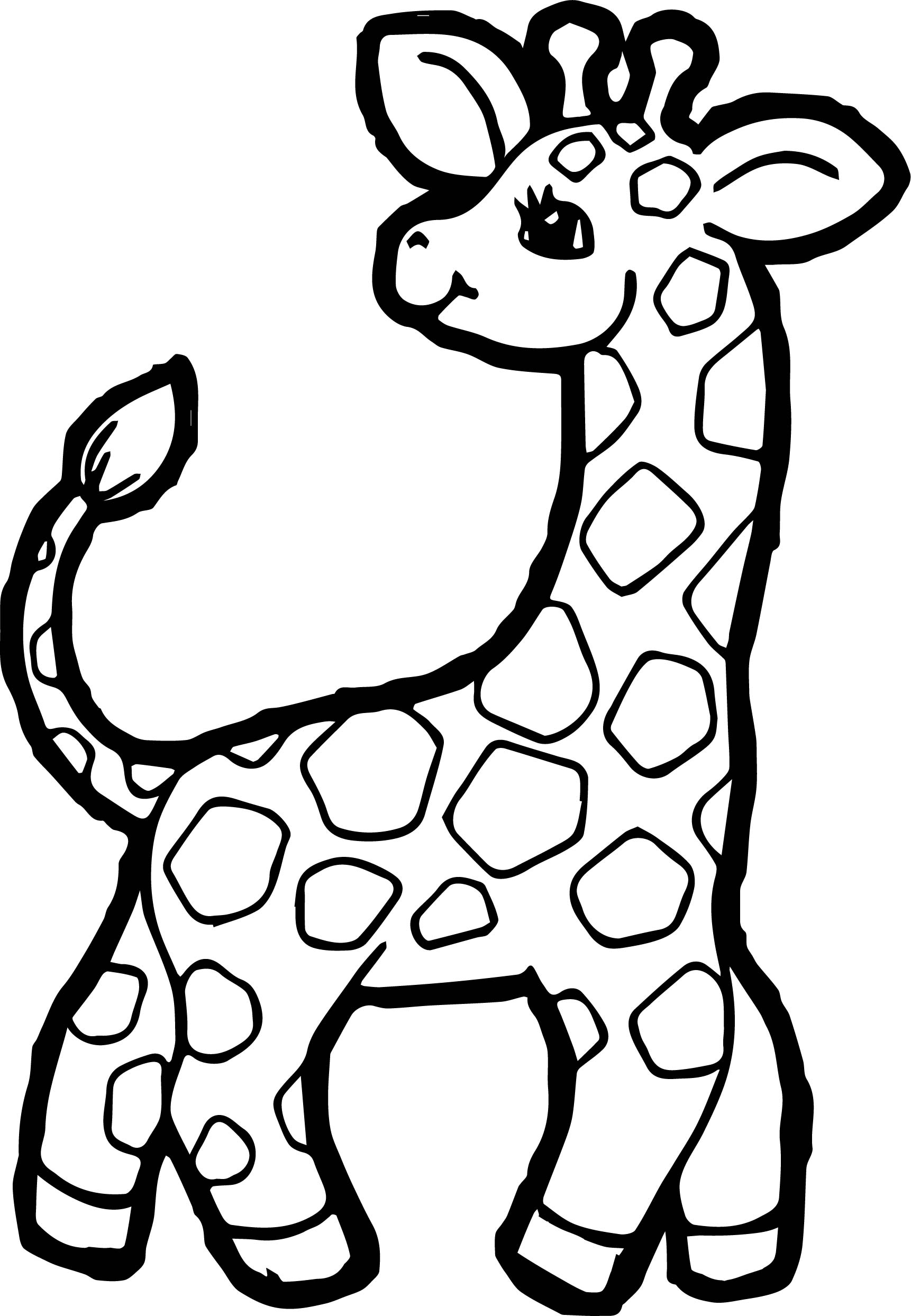 giraffes coloring pages giraffes coloring pages to download and print for free pages giraffes coloring
