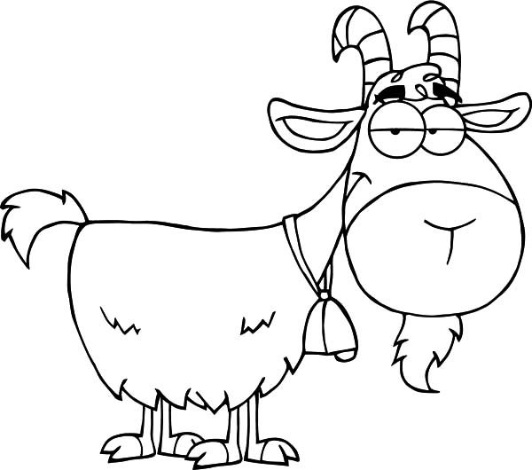 goat pictures to color goat pictures to color goat color pictures to