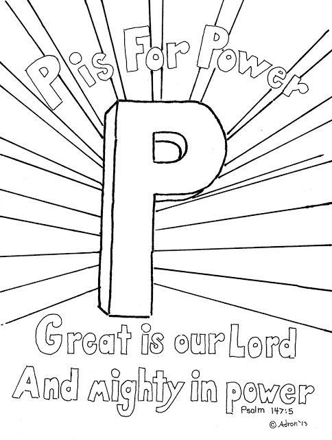 gods power coloring page aug 5 11 quotthe power of god unto salvationquot power page gods coloring
