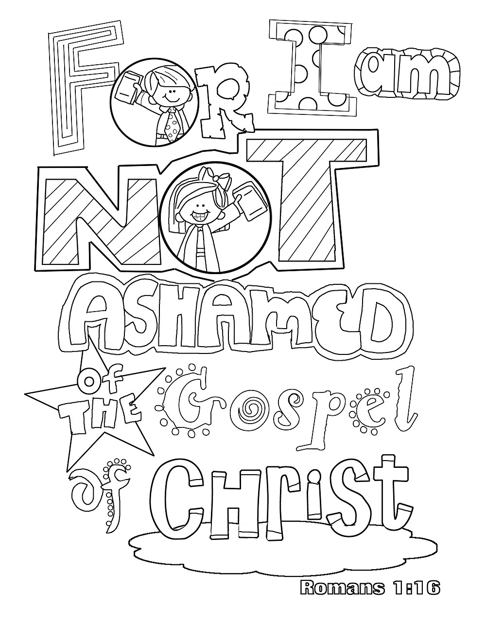 gods power coloring page be strong in the lord coloring page see more at my blog page power coloring gods