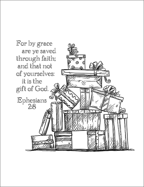 gods power coloring page f for god has not given us a spirit of fear and timidity power gods coloring page